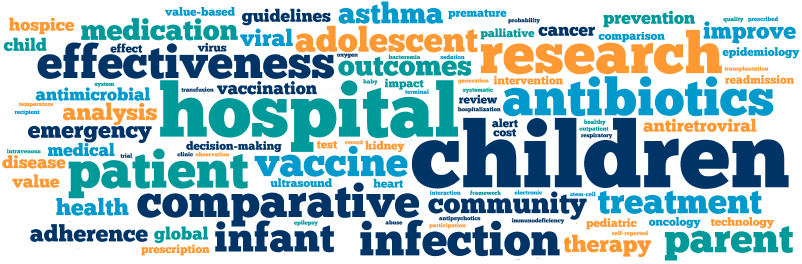 CPCE News and Media Word Cloud